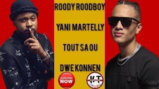 Roody Roodboy And Yani Martelly Ti Sèw Fem Fou|Tout Saw Dwe Konen #infos