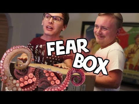 What's in the BOX Challenge (Feat. Gus Johnson)