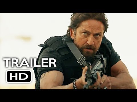 Thumbnail: Den of Thieves Official Trailer #1 (2018) 50 Cent, Gerard Butler Action Movie HD