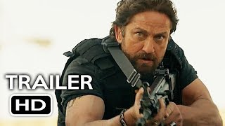 Den of Thieves Official Trailer 1 2018 50 Cent Gerard Butler Action Movie HD