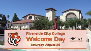 2017 RCC Welcome Day