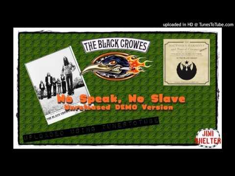 The Black Crowes - No Speak, No Slave mp3