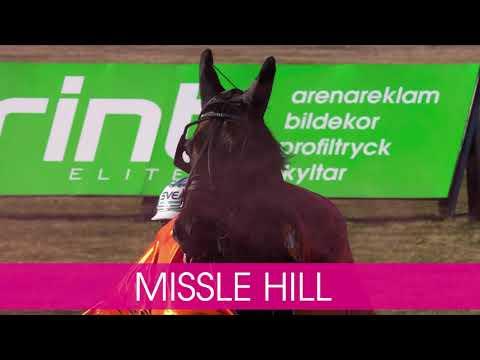 Välkommen till Elitloppet 2020 Missle Hill!