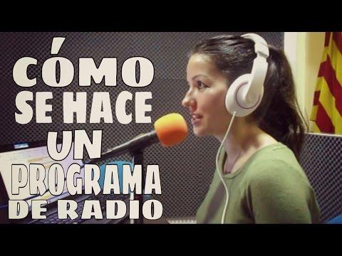 """TAG: Como hago el programa de radio en directo """"ESTACIÓ MUSICAL"""""""