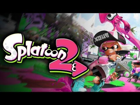 SPLATOON 2: Revenge of the Squid Kids
