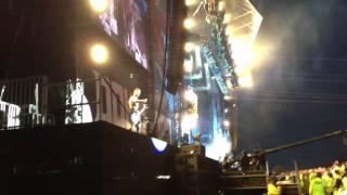 Rammstein - Du Hast - Download Festival 2013