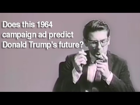 This 1964 political ad is oddly relevant to Donald Trump