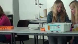 Girls'Day  - Roberta® - Lernen mit Robotern (2)