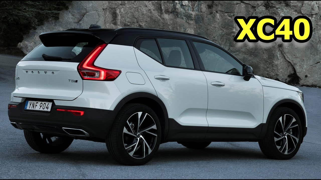 2018 Volvo XC40 T5 R Design - Interior, Exterior and Test Drive - YouTube
