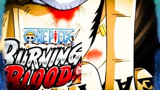 One Piece Burning Blood | LAG IS RAGE Online ranked