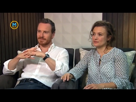 Michael Fassbender says 'Trespass Against Us' is all about family bonds  Your Morning