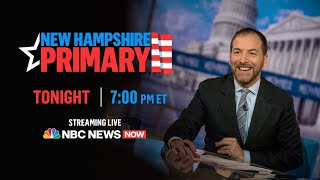 Watch Live: 2020 New Hampshire Primary ...