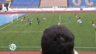 Гол Танчика. Арсенал БЦ  0-1 Севастополь
