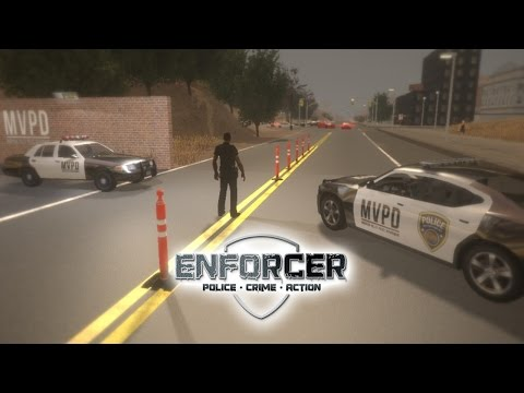 Enforcer: Police Crime Action - Day 2 - Breathalyzer |