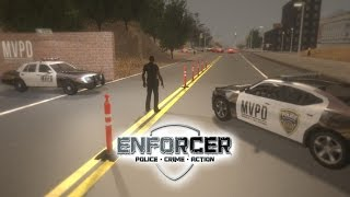 Enforcer: Police Crime Action - Day 2 - Breathalyzer