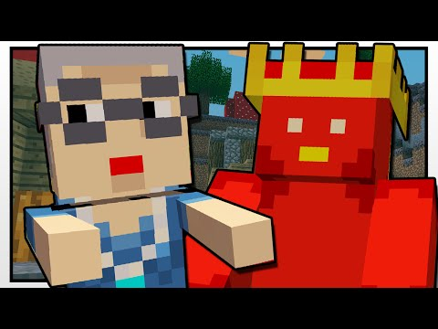Minecraft | GRANTDM'S GOLDEN APPLE!! | Custom Mod Adventure