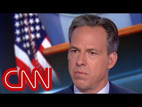 CNN: Jake Tapper responds to Kellyanne Conway's question