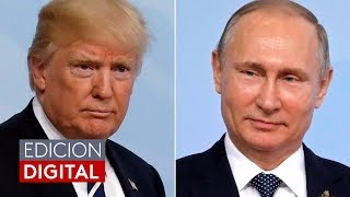 trump dice que es seriamente defectuosa la ley que impone sanciones contra rusia