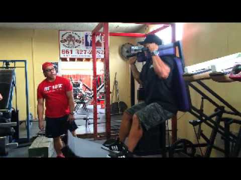 HIT Seminar/DEMO by MR - Strength&Health Bakersfield