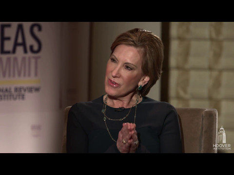 Carly Fiorina on the Future of the United States