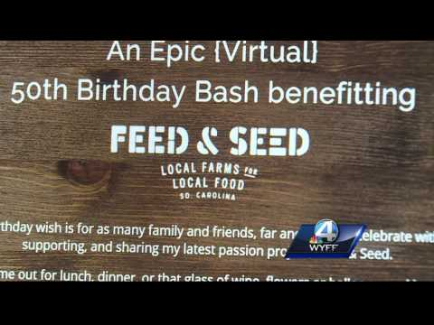 Birthday request aims to improve access to good food