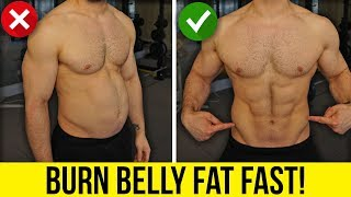 How to Lose Belly Fat and Get Your Abs to Show [THE TRUTH!!]