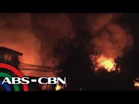 UKG: Sunog sumiklab sa San Miguel, Maynila