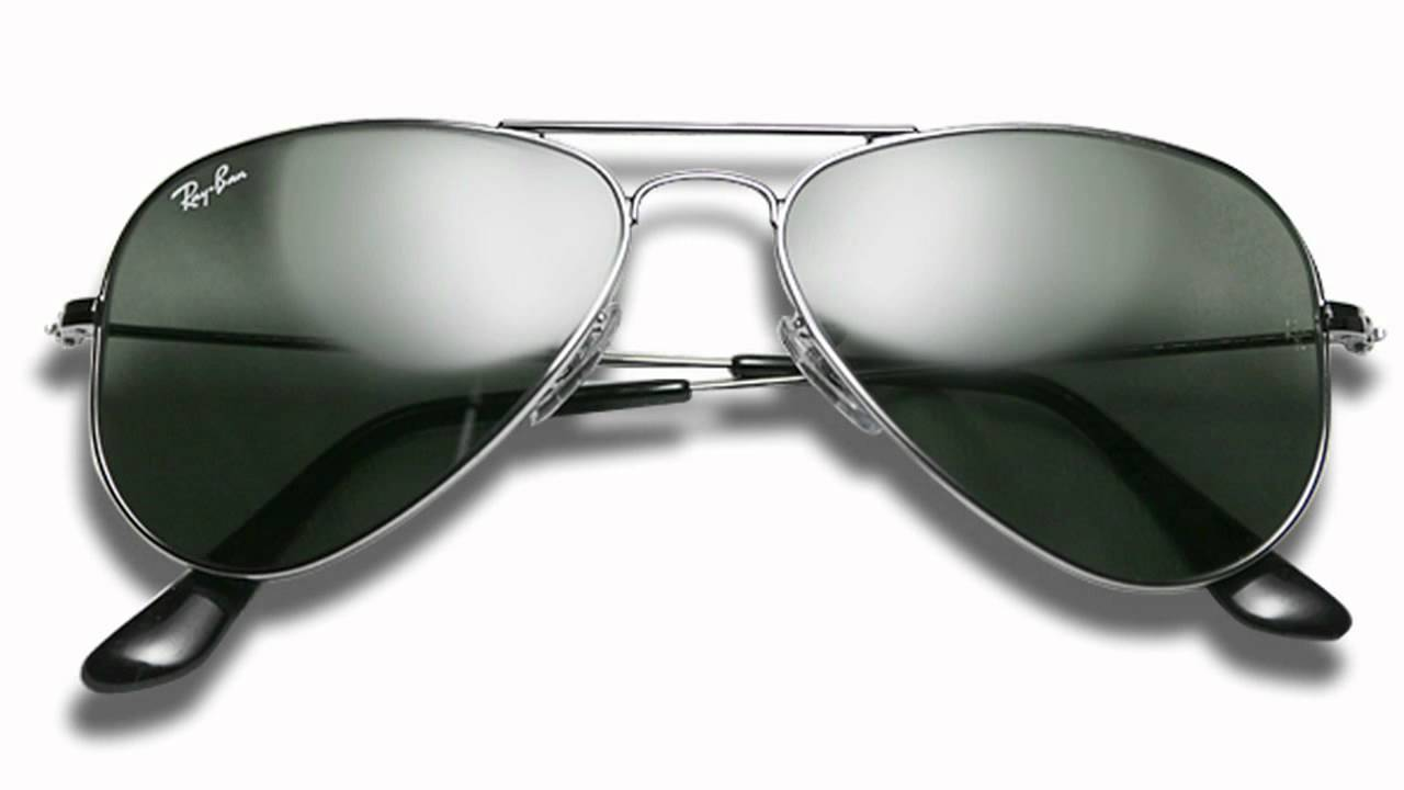 74908e43dee Aviator Sunglasses | Ray-Ban Aviator Sunglasses - YouTube