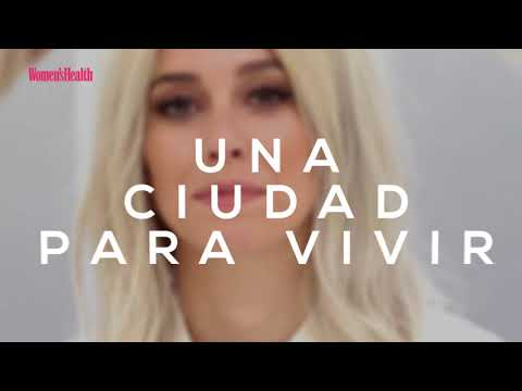 Vídeo TEST a BLANCA SUÁREZ para Women's Health