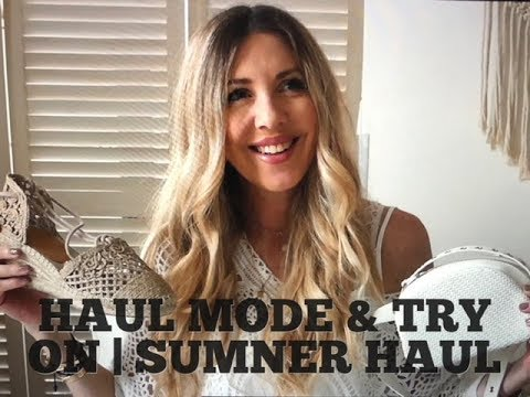 HAUL MODE ETE 2018 & TRY ON / SUMNER EDITION