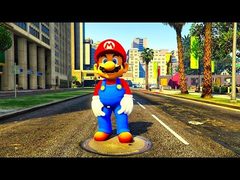Thumbnail: Super real Mario Odyssey in the hood 😂