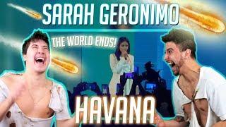 SARAH GERONIMO SINGS HAVANA! (GLIMPSE OF THE FUTURE!)  |REACTION!!!