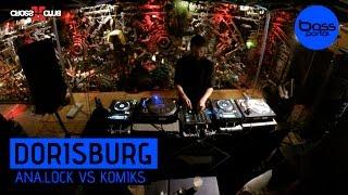Dorisburg - Ana.Lock vs. Komiks [Bass Portal]