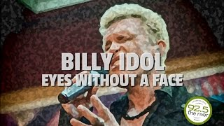 Billy Idol performs
