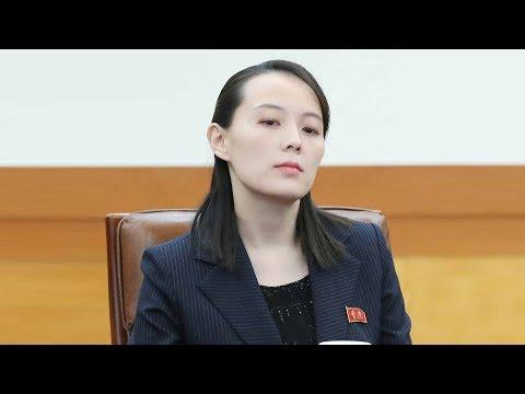 Kim Yo Jong, Kim Jong Un's sister, plays significant role in Pyongyang politics