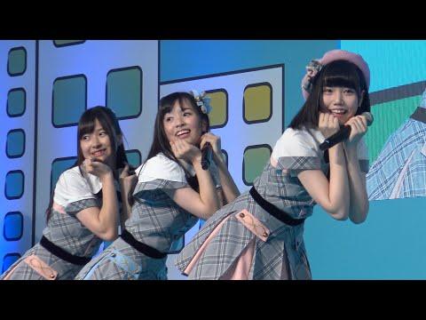 【4K】20170702 AKB48 Team8 (チーム8) 「MRO旅フェスタ2017」1回目 in石川県産業展示館1号館