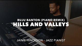 buju banton hills and valleys piano instrumental remix