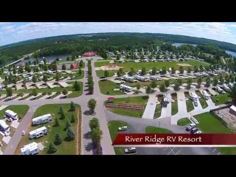 River Ridge Rv Resort Youtube