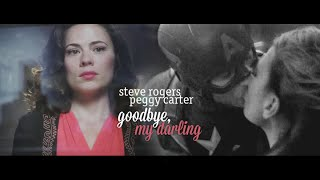 Steve and Peggy   goodbye my darling