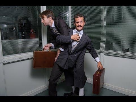 BAR JEDER VERNUNFT: Mad Office / Büro Absurd – Eine Skurril-Comödie (Trailer)
