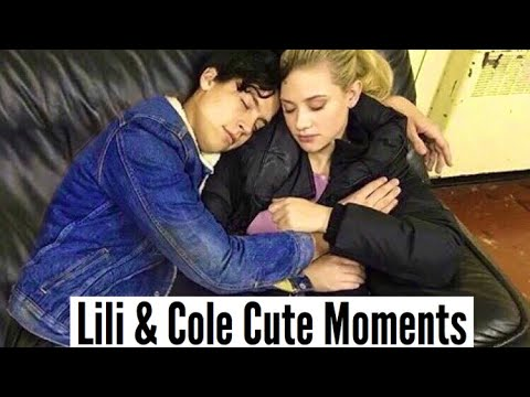 Lili Reinhart & Cole Sprouse  Cute Moments Part 6