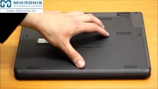 unboxing Lenovo ThinkPad 11e