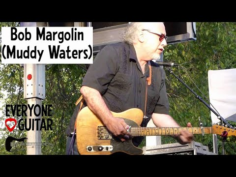 Bob Margolin Interview - Muddy Waters, Johnny Winter - Everyone Loves Guitar Mp3