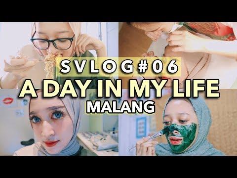 SVLOG #06 A DAY IN MY LIFE ALA ANAK KOS (MALANG) | Seviq Febinita