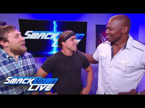 Thumbnail: Shelton Benjamin returns to team up with Chad Gable: SmackDown LIVE, Aug. 22, 2017