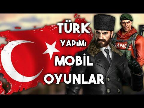 En İyi Türk Yapımı Mobil Oyunlar (İnternetsiz& İnternetli)