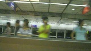 2008/08/31 【車窓】 バンコク メトロ MRT / Bangkok Metro MRT: Sam Yan - Hua Lamphong