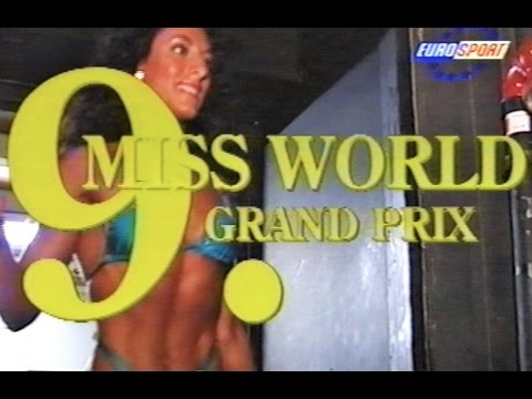 9th NABBA Miss World Grand Prix 1996 - FULL EVENT