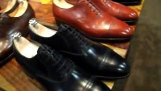 JOHN LOBB(ジョンロブ)の靴!!
