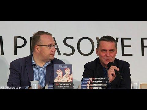 Wieczór autorski Piotra Goćka -POgrobowcy. Poco partii Petru Polska